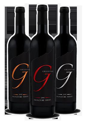 G Series wines