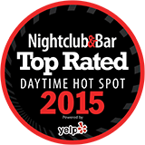 Yelp Top Rated Daytime Hot Spot
