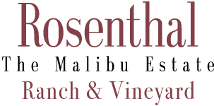 Rosenthal logo ranch and vineyard